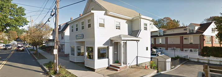 Chiropractic Melrose MA Office Building